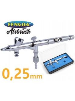 Airbrush pistol FENGDA BD-208 0,25 mm