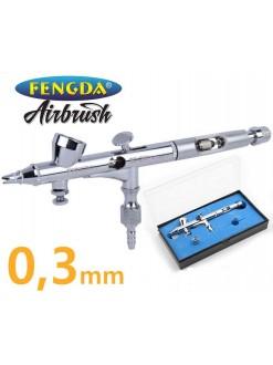 Airbrush pistol FENGDA BD-208 0,3 mm