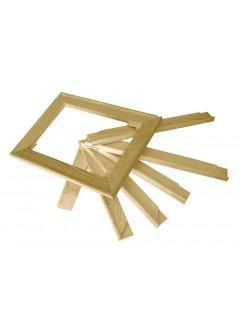 INDIGES RAMENO napínacího rámu 1.9 x 4.6 cm
