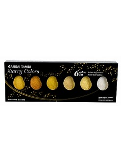 Kuretake WS Gansai Tambi Starry Colours Set