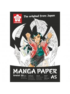 Sakura Manga skicák A5 20 listů