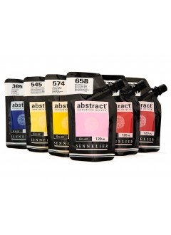 Sennelier abstract akrylová barva 120 ml