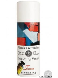 Sennelier Turner retušovací lak pro olej ve spreji 400 ml