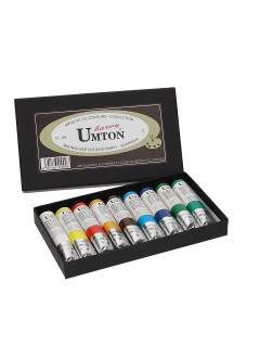 UMTON Souprava olejových barev 9 x 20 ml