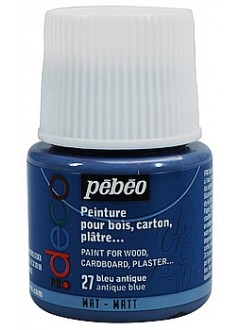 PÉBÉO DECO Akrylová barva 45 ml matná tekutá