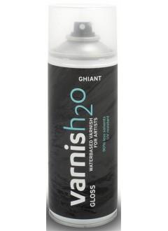 Ghiant závěrečný lak pro akryl a olej H2O LESK 400 ml