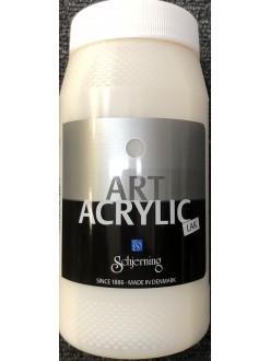 Schjering závěrečný lak akryl SATEN 500 ml