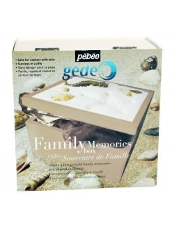 Gedeo sada Family memories - obtiskávací hmota