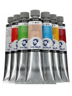 Olejová barva VAN GOGH 200ml