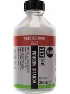 AMSTERDAM Akrylová barva medium mat 250 ml