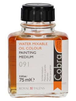 COBRA H2Oil – malířské médium 75 ml