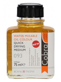 COBRA H2Oil – rychle schnoucí médium 75 ml