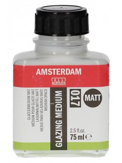 AMSTERDAM Glazing medium matt 75 ml
