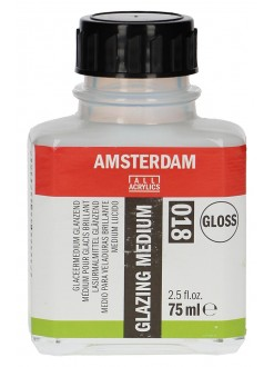 AMSTERDAM Glazing medium gloss 75 ml