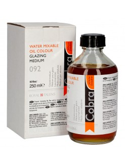 COBRA H2Oil – lazurovací médium 250 ml