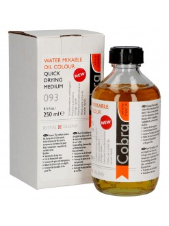 COBRA H2Oil - quick dry medium 250 ml