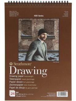 Strathmore DRAW blok 24 listů, 163g, A4