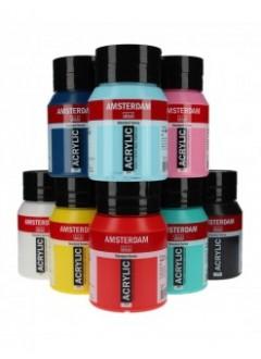 ROYAL TALENS Akrylová barva AMSTERDAM 500 ml