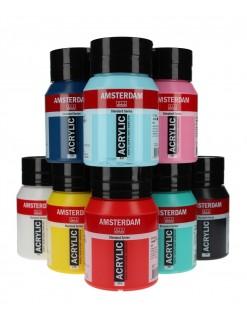 ROYAL TALENTS Akrylová barva AMSTERDAM 500 ml