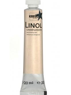 Linoryt barva v tubě 20 ml - různé barvy