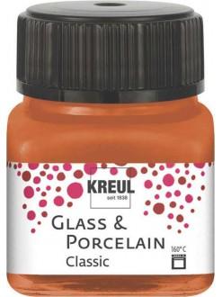 Barva na sklo a porcelán KREUL 20 ml - různé barvy