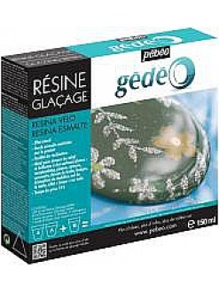 Gédéo glazurovací pryskyřice 150 ml