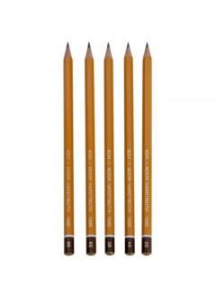 KOH-I-NOOR profesionální grafitová tužka 1500 - různé tvrdosti