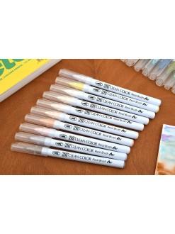 Kuretake Clean color Real Brush - akvarelové fixy