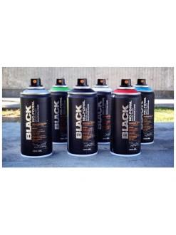 Akrylový sprej Montana Black 150 ml