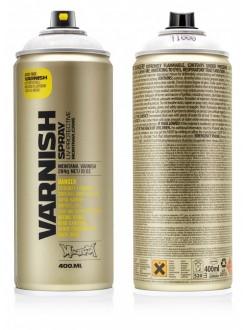 Montana závěrečné laky pro akrylové barvy a spreje 400 ml