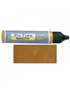 Plustrovací pero PicTixx metalické - různé barvy