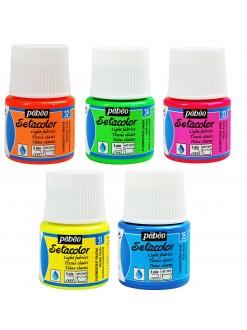 Setacolor Light fabric - na světlý textil 45 ml - různé barvy