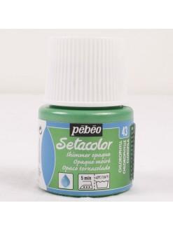 Setacolor Opaque se semišovým efektem 45 ml - různé barvy