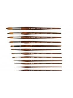 Štětec Raphael Precision Acrylic and Oil round brush