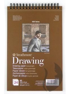 Strathmore Draw pad A5 24 listů 163 g