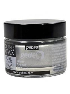 Gédéo Zkrášlovací vosk 30 ml - stříbrná